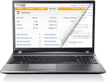 Developer API Laptop
